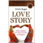Erich Segal - Love Story Italian Book Cover