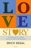 Erich Segal - Love Story Spanish Book Cover