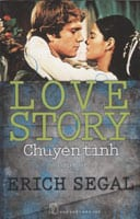 Erich Segal - Love Story Vietnamese Book Cover