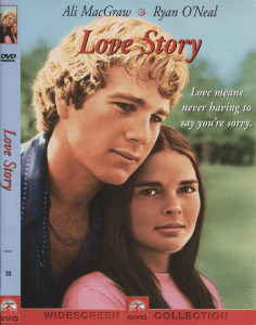 Love Story Movie Cover