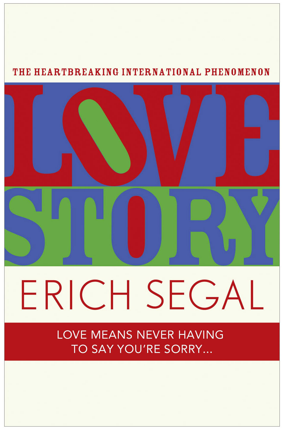 Eric Segal Love Story